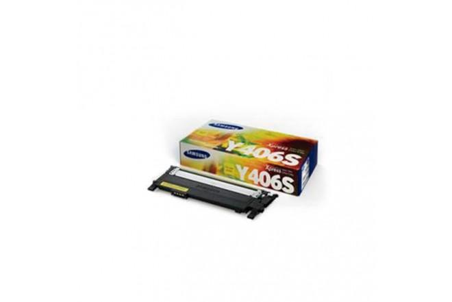 Toner SAMSUNG CLT-Y406S/XAX