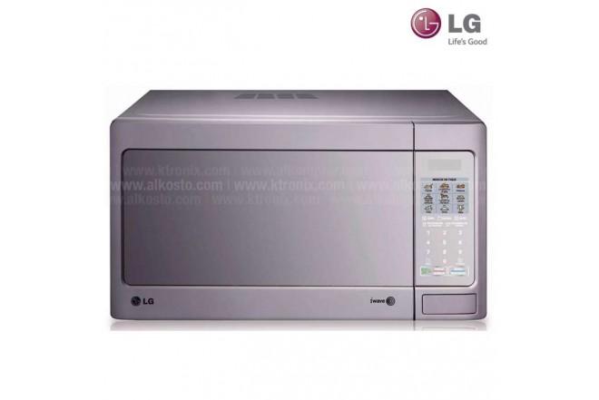 Horno Microondas LG MH1143GSR 900W