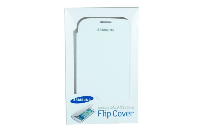 Flip Cover SAMSUNG Galaxy Grand Blanco