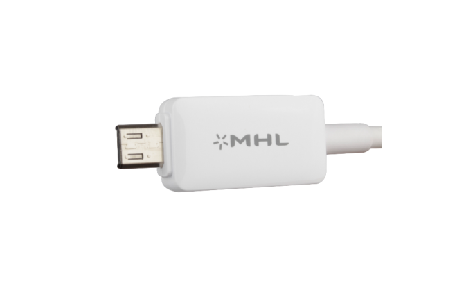 Adaptador HD TV SAMSUNG Blanco (Accesorios)