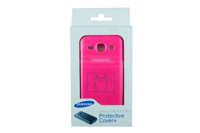 Protective Cover SAMSUNG Ace 3 Rosa