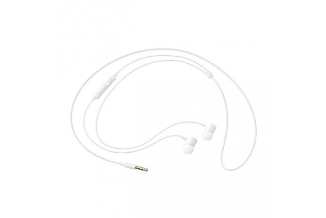Audifono Samsung Alámbrico InEar Manos Libres 3.5 Blanco 3