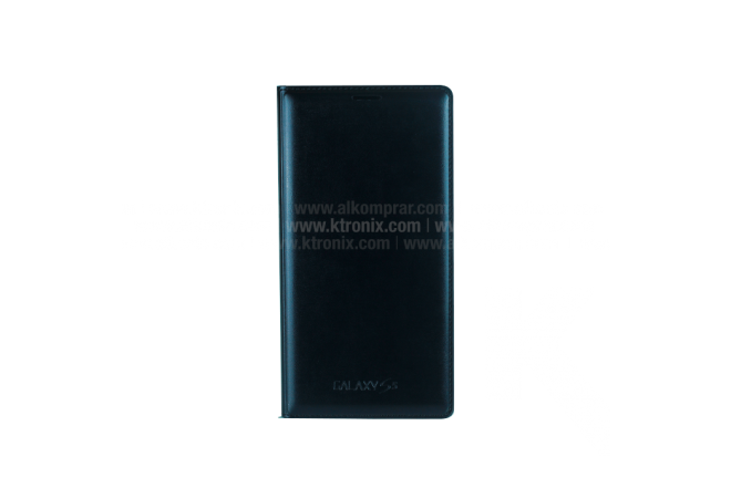 Flip Cover SAMSUNG Galaxy S5 Azul/Negro
