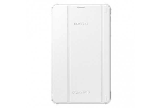 "Book Cover SAMSUNG para Galaxy Tab 4 8"" Blanco"