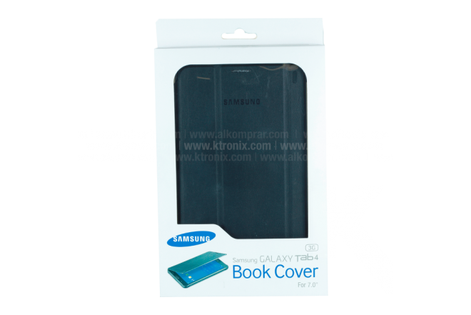 "BookCover SAMSUNG Tab4 7"" Negro"