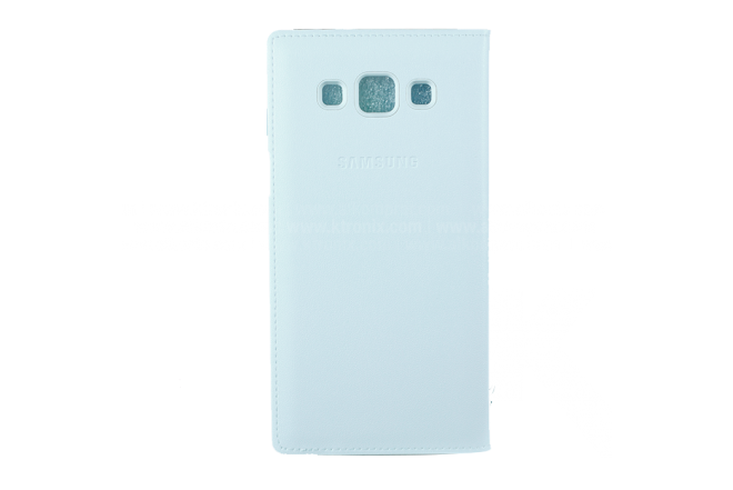 Sview Cover Cuero SAMSUNG Galaxy A5 Blanco