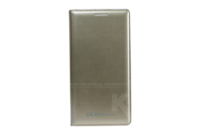Flip Wallet Galaxy Note 4 SAMSUNG Gold