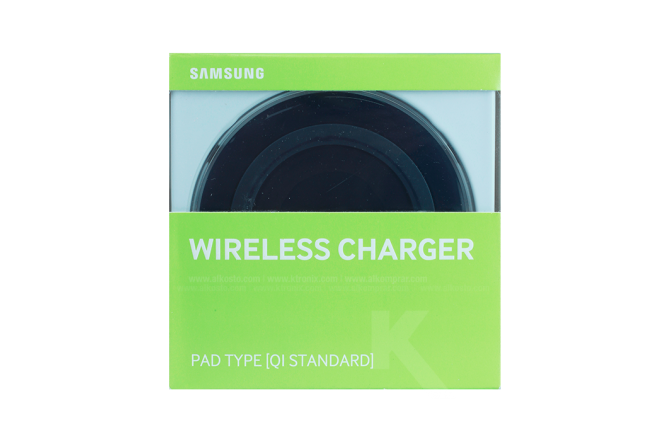 Cargador SAMSUNG Wireless Negro