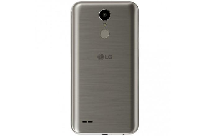 Celular Libre LG K10 (2017) 4G Titanium SS