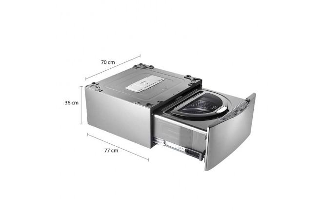 Mini Lavadora LG 3.5KG WD100CV Silver10