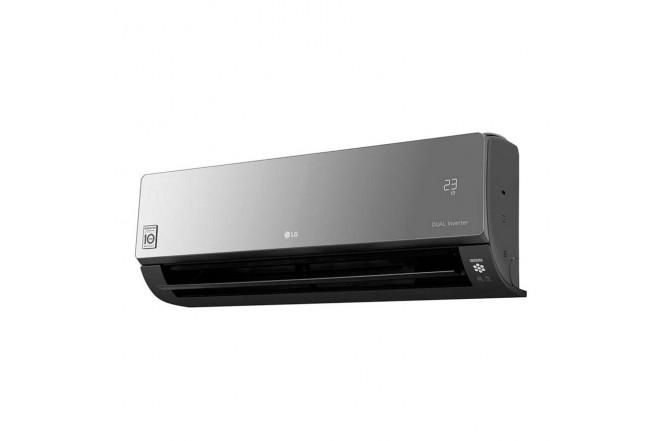 Aire Acondicionado LG Inverter 9000 BTU VR092 220V Negro3
