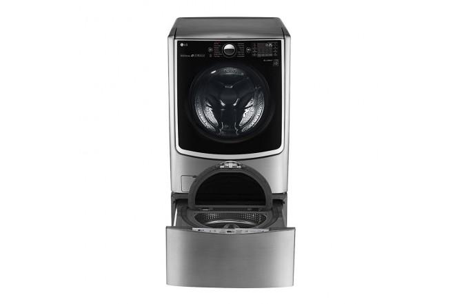 Combo Lavadora / Secadora LG TWINWash WD22VTS6 + Mini Lavadora 3.5KG WD100CV 2