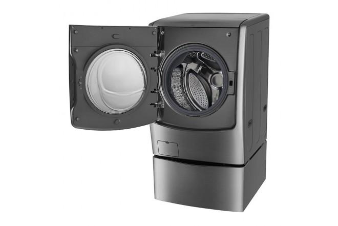 Combo Lavadora / Secadora LG TWINWash WD22VTS6 + Mini Lavadora 3.5KG WD100CV 3