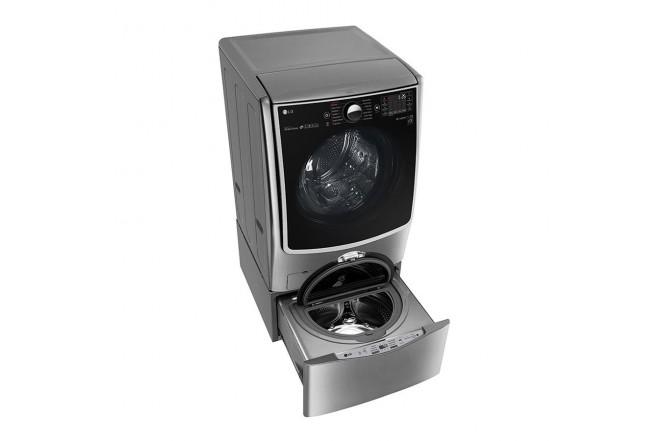 Combo Lavadora / Secadora LG TWINWash WD22VTS6 + Mini Lavadora 3.5KG WD100CV 5