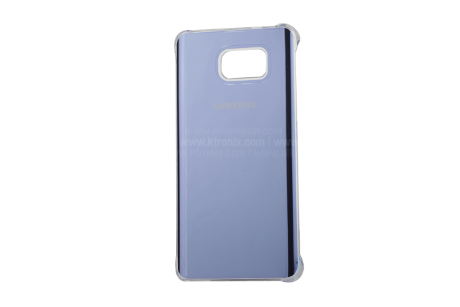 Glossy Cover SAMSUNG Note 5 Azul/Negro