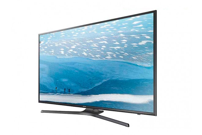 "Tv 60"" 152cm LED SAMSUNG 60KU6000 UltraHD"