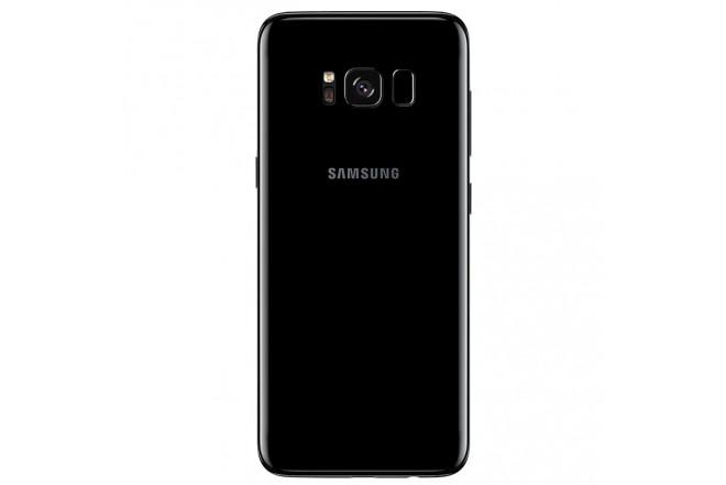Celular libre SAMSUNG Galaxy S8 SS 4G Negro