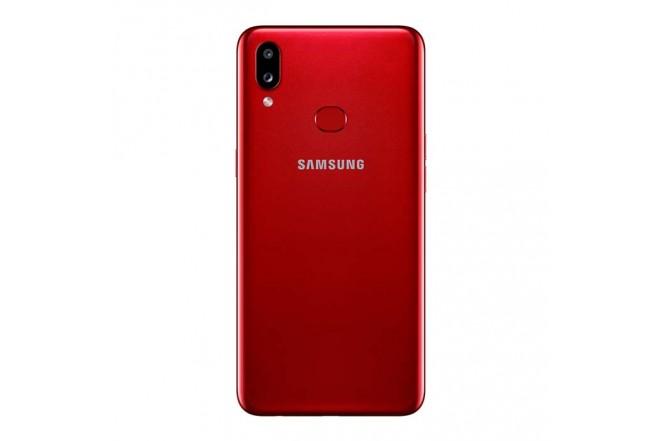 Celular SAMSUNG Galaxy  A10S 32GB Rojo2