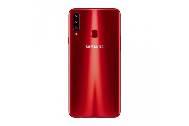 Celular SAMSUNG Galaxy  A20S 32GB Rojo2