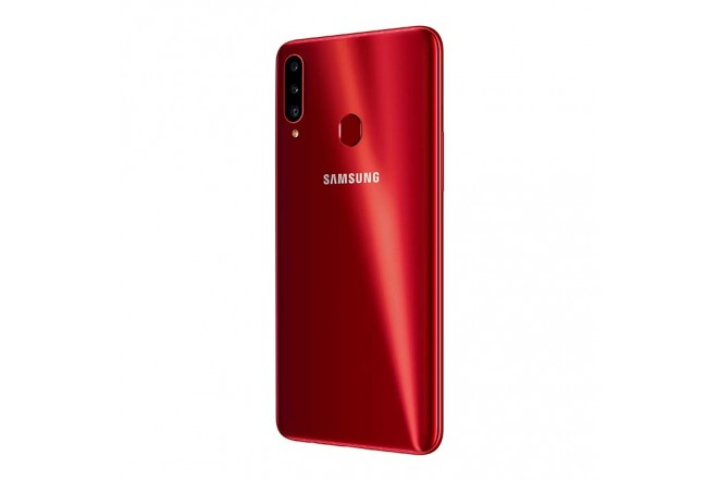 Celular SAMSUNG Galaxy  A20S 32GB Rojo3