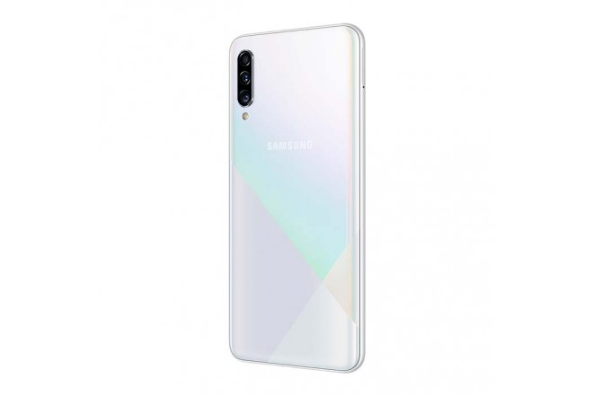 Celular SAMSUNG Galaxy  A30S 64GB Blanco4