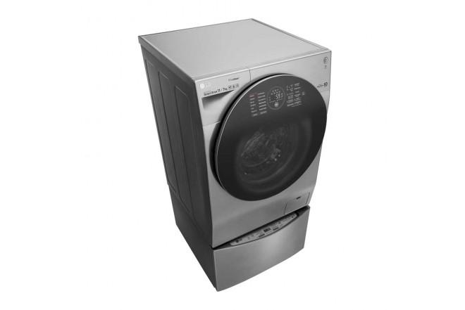 Combo LG Lavadora / Secadora TwinWash WD12VCS6 + WD2100VM