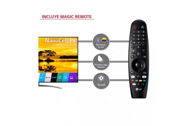"Tv LG 55"" pulgadas 139 cm 55SM9000 LED 4K UHD Smart TV"