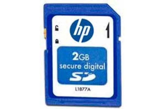 Memoria HP SD 2 GB
