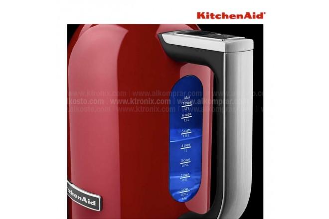 Tetera KITCHENAID 1.7L KEK1722ER Rojo