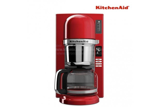 Cafetera KITCHENAID KCM0802ER Roja
