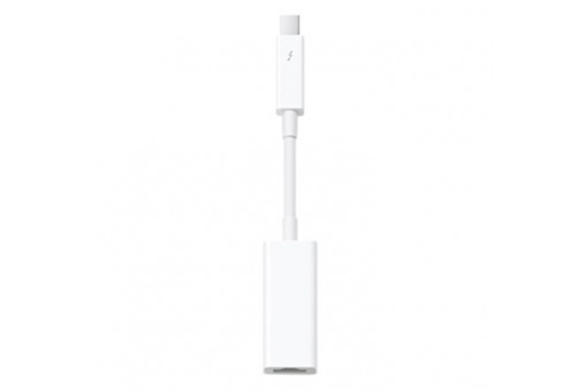 Adaptador Thunderbolt a Gigabit APPLE