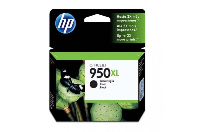 Cartucho de tinta HP 950XL negra Original CN045AL