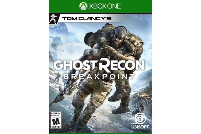 Juego Xbox One Ghost Recon BP LE 1