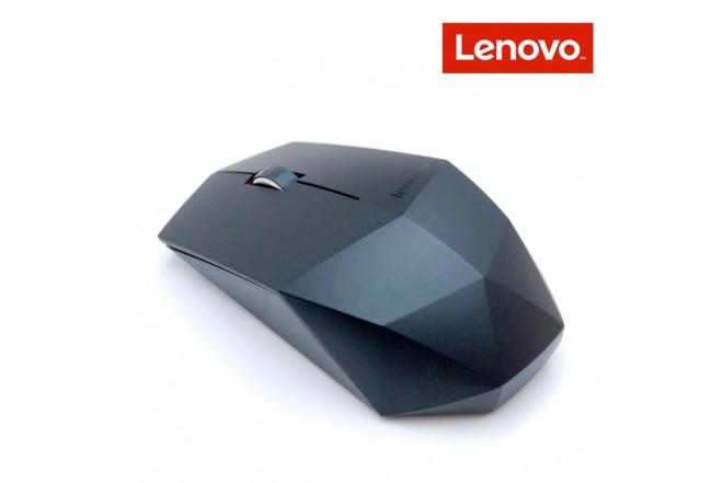 Mouse LENOVO Inalámbrico Óptico Negro N50