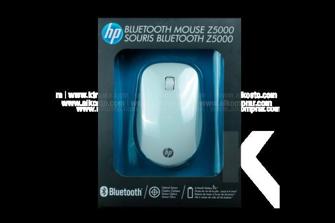 Mouse HP Inalámbrico Sensor Óptico Z5000 Bluetooth