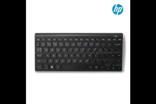 Teclado HP Inalámbrico Multiplataforma Bluetooth Negro
