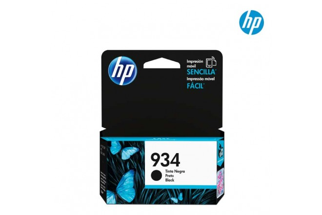Cartucho HP 934 Black Ink