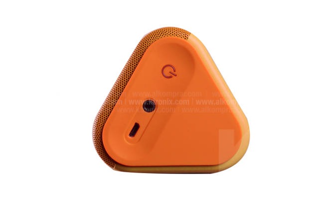 Parlante HP Inalámbrico Roar Mini Bluetooth Naranja