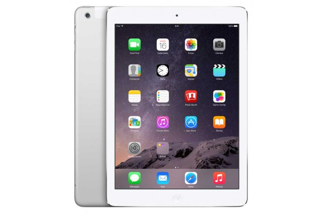 iPad Air WiFi + 4G 16GB Silver
