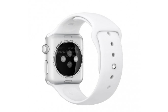 Apple Watch Sport 42M White