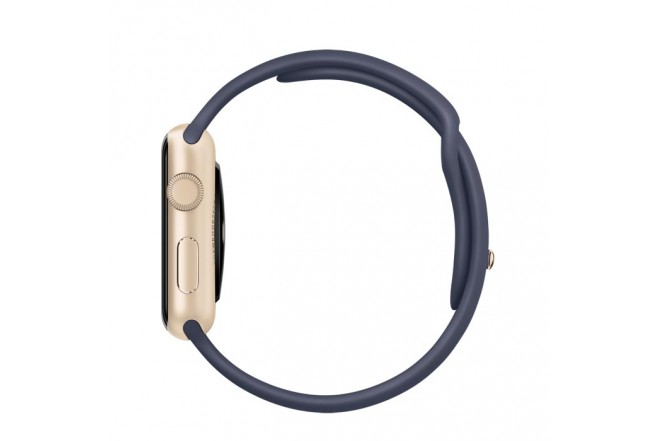 Apple Watch Sport 42M Gold/Blue