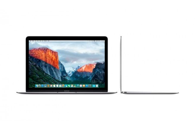 "MacBook 12"" Space Gray MLH72EA 256G"