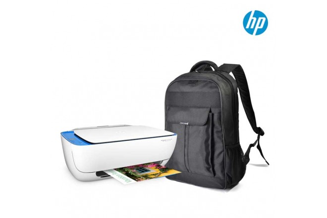 Multifuncional HP 3635 + Morral