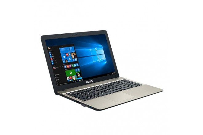 "Portátil ASUS - X541NA - Intel Dual-Core Celeron - 15.6"" Pulgadas - Disco Duro 500Gb - Negro/Dorado"