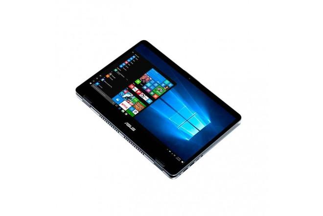 """Convertible 2 en 1 ASUS - TP410UA - Intel Core i3 - 14"""" Pulgadas - Disco Duro 1Tb - Gris"""