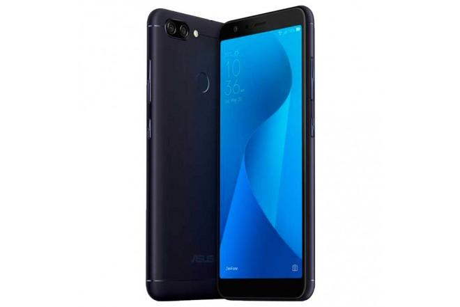 Celular Libre ASUS Zenfone 4 Max Plus Negro DS 4G
