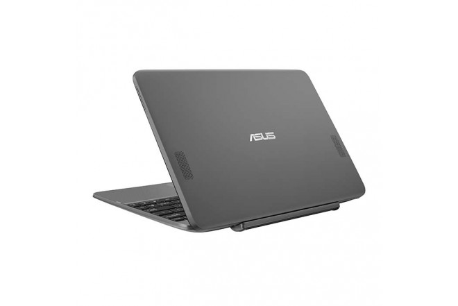 "Convertible 2 en 1 ASUS - T101 - Intel Atom - 10.1"" Pulgadas - Disco Duro 64Gb - Gris"