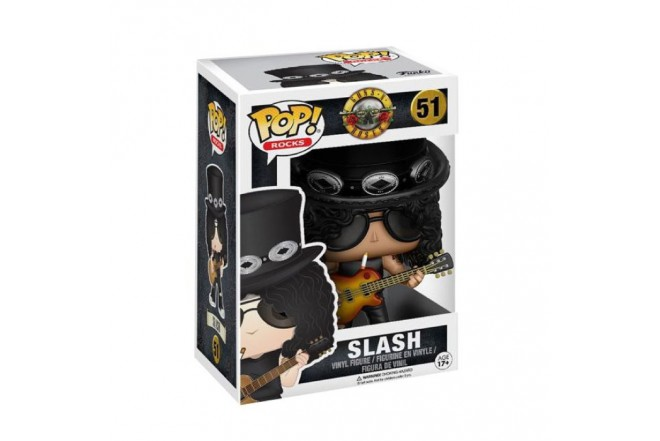 FUNKO POP! Rocks Slash Guns N' Roses