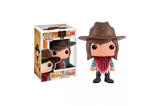FUNKO POP! Carl Grimes de The Walking Dead