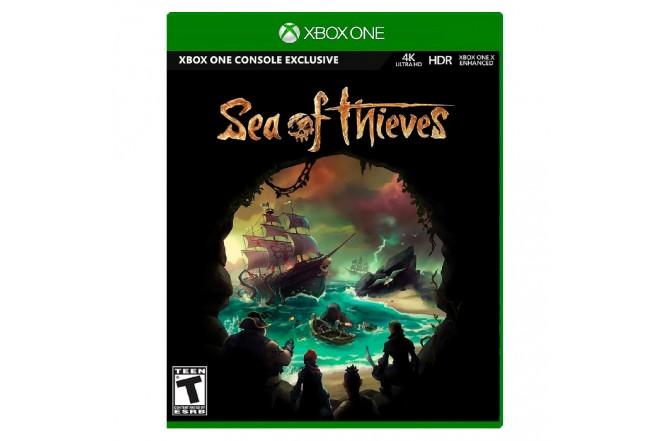 Videojuego XBOX ONE Sea of Thieves